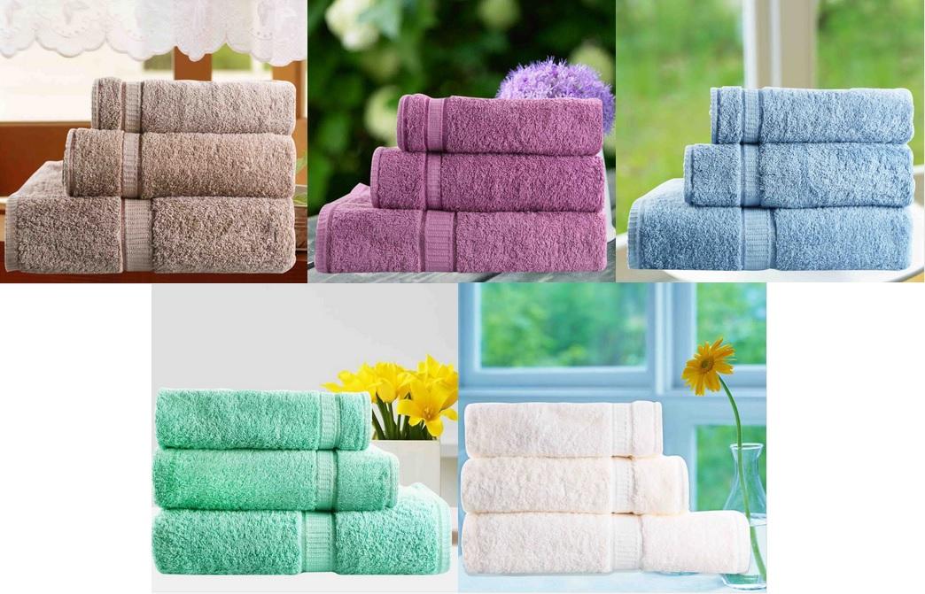 Sada ručníků (3 ks) / 27-00014a