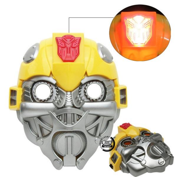 Dětská maska Transformers - Bumblebee