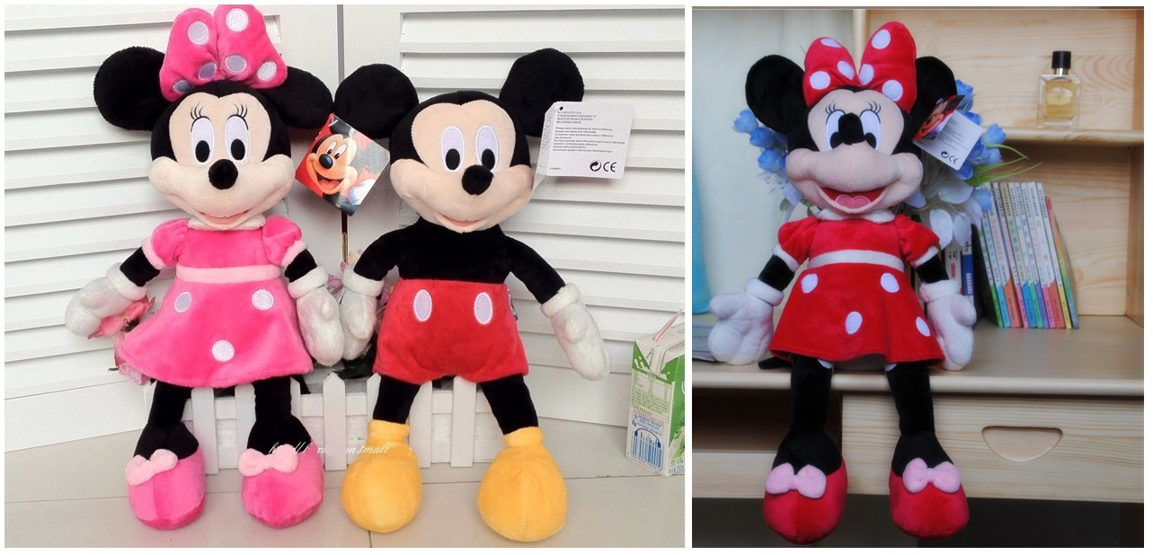 Mickey / Minnie Mouse