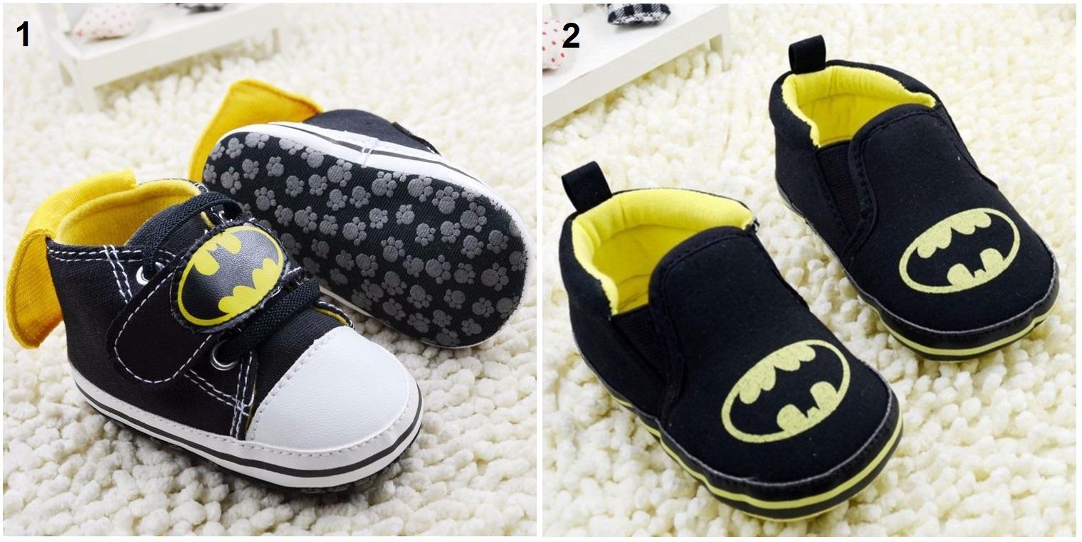 Dětská obuv Batman