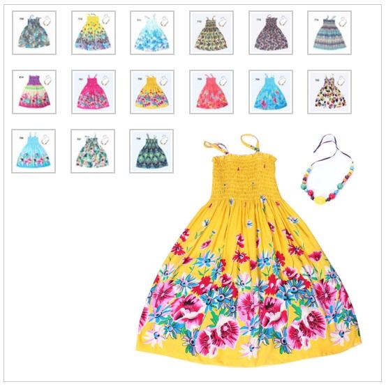 Dívčí šaty / nz31-00004