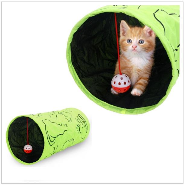 Funny tunel pro kočky