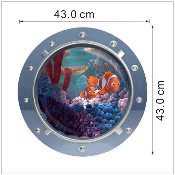 Samolepící tapeta - Podmořský svět IV / AS1-00112