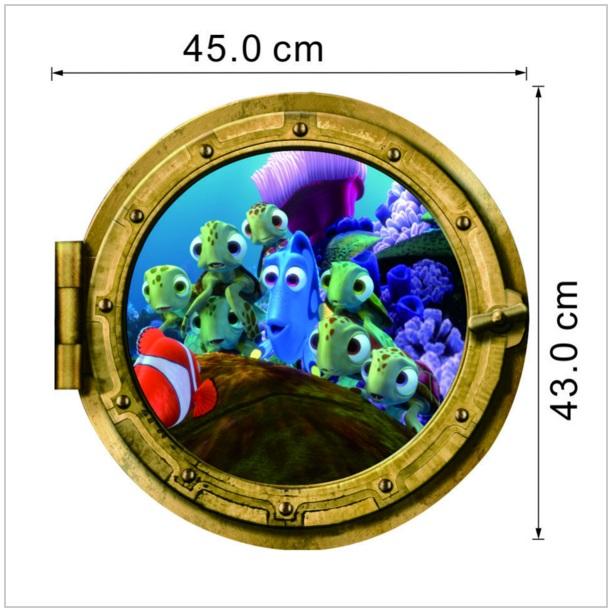 Samolepící tapeta Podmořský svět V / AS1-00113