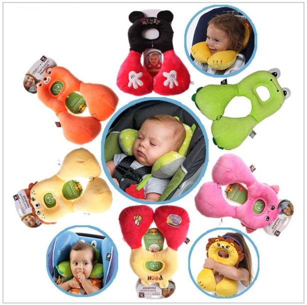 Oboustranný bezpečnostní polštářek pro děti / nz33-00020