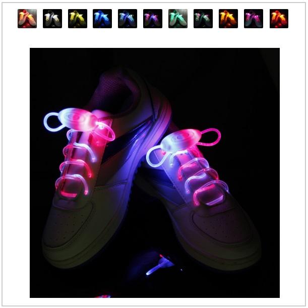 Vodotěsné svítící tkaničky / dnk-08d-00003