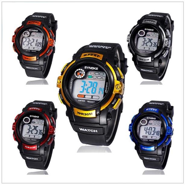 Dětské digitální hodinky / tnk-13-00177
