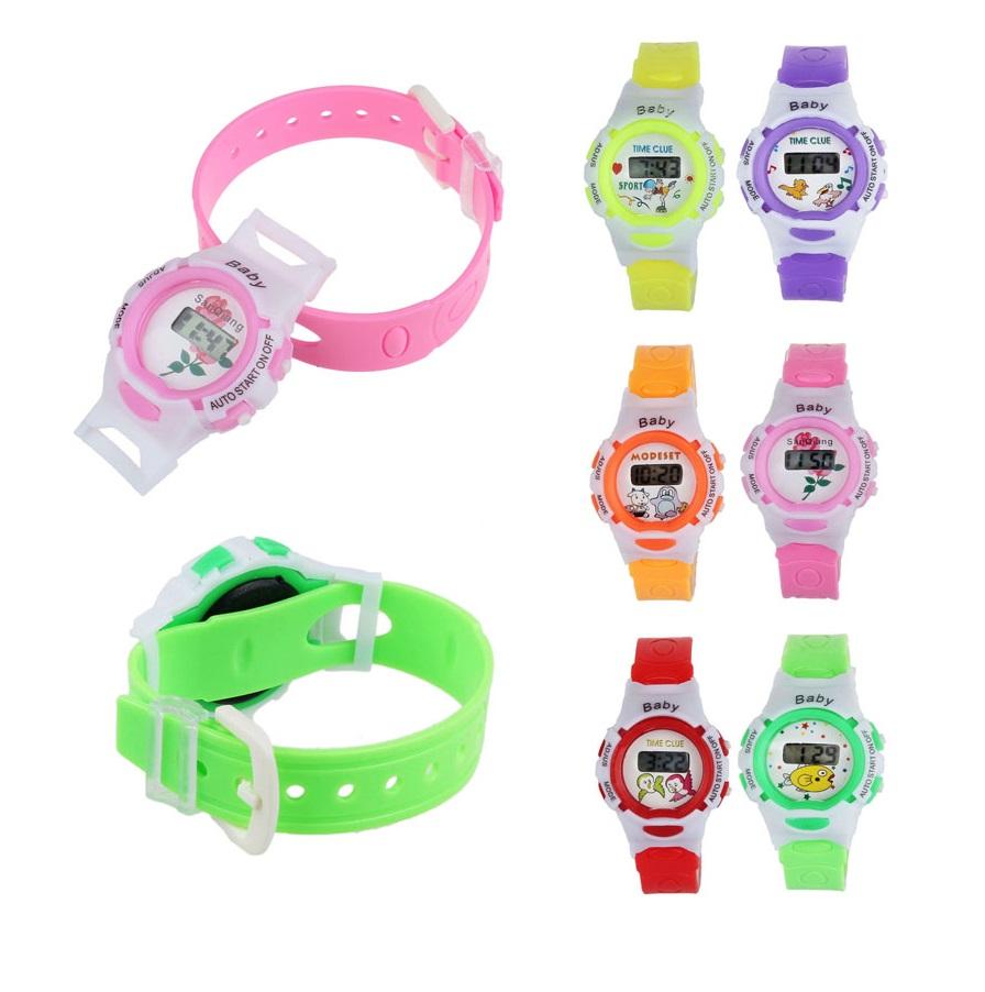 Dětské digitální hodinky / tnk-13-00179