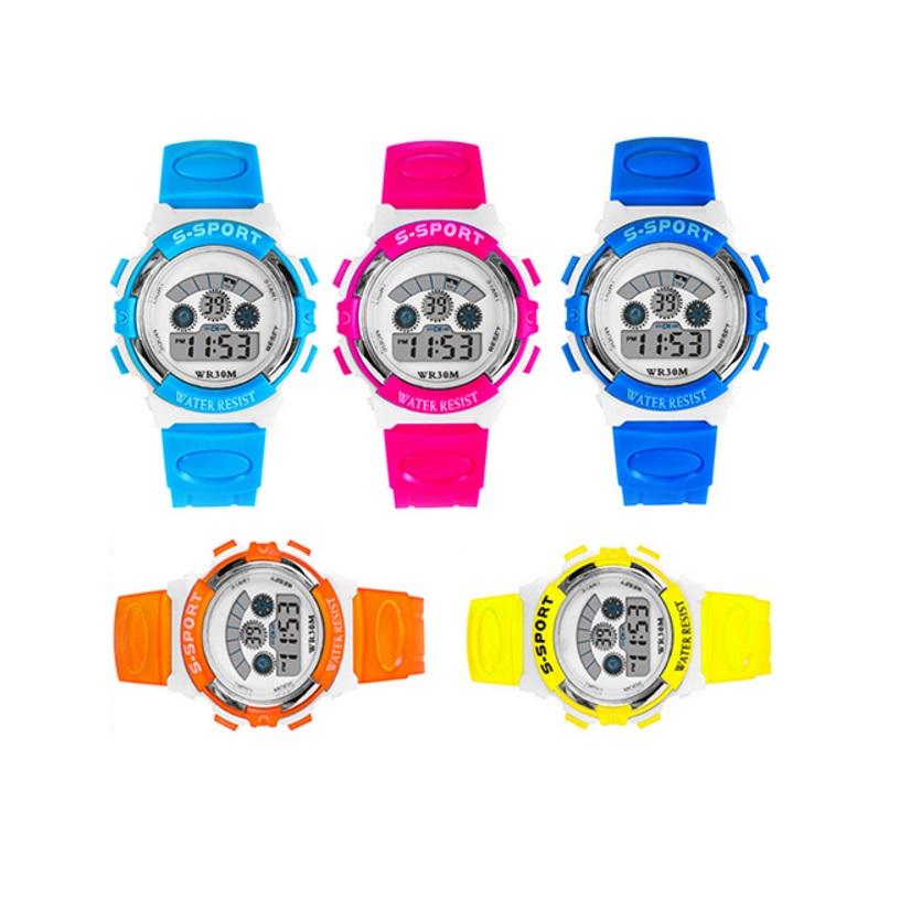 Dětské digitální hodinky / tnk-13-00197
