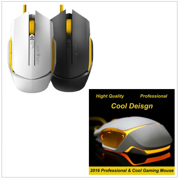 Herní kabelová myš / tnk-13-00418