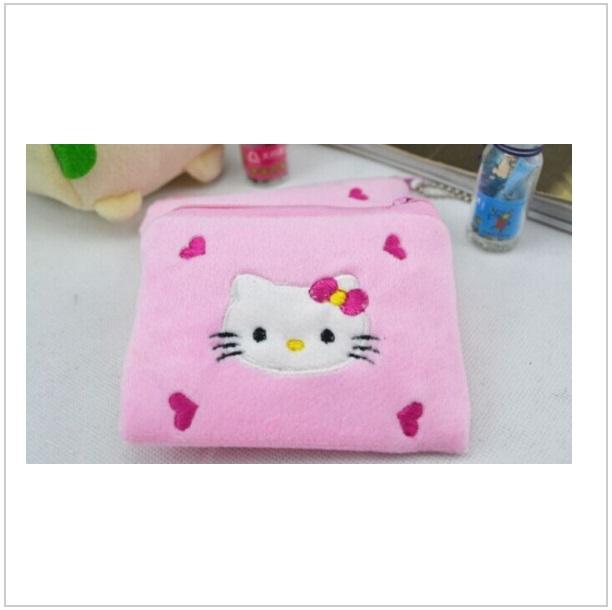 Dětská peněženka - Hello Kitty / dnk-13-00163