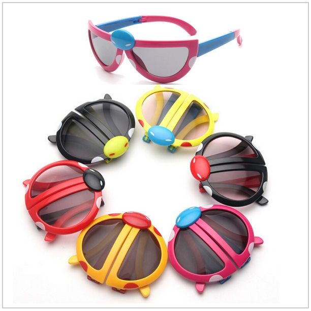 Dětské skládací sluneční brýle / dnk-13-00211