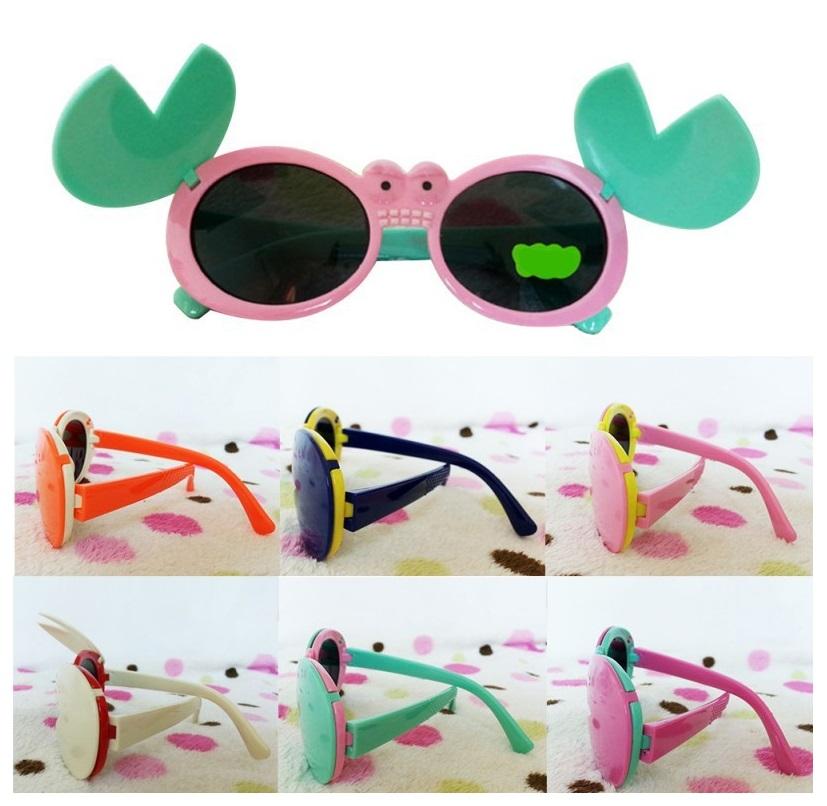 Dětské žertovné sluneční brýle / dnk-13-00233