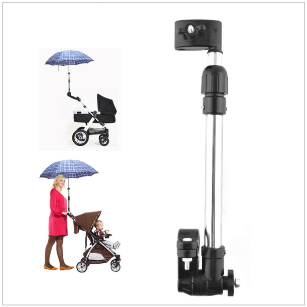 Držák deštníku na kočárek / tnk-13-00641