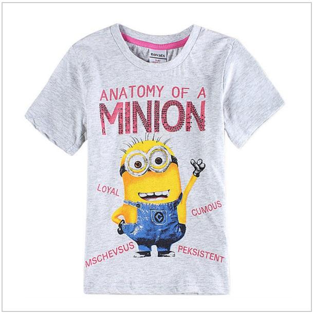 Dětské tričko - Mimoň / dnk-13-00316