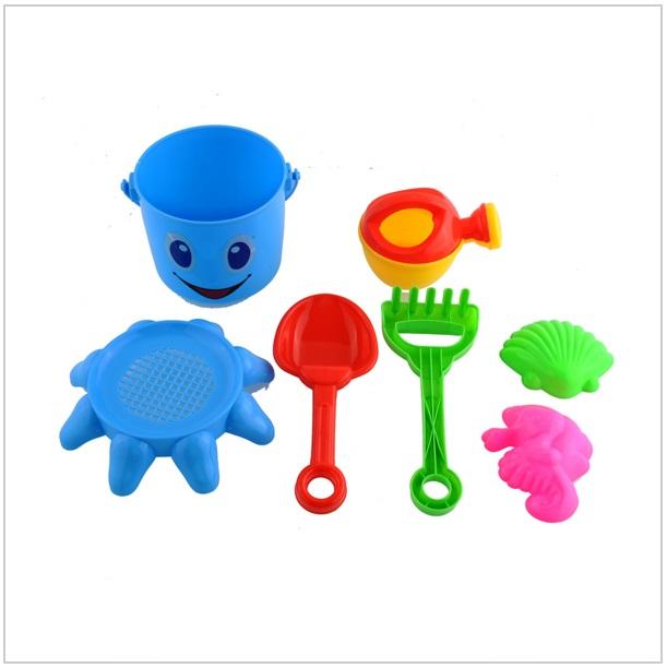 Dětský set hraček na písek (7 ks) / dnk-13-00335