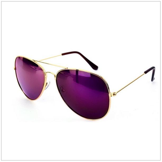 Dámské sluneční brýle - Purple