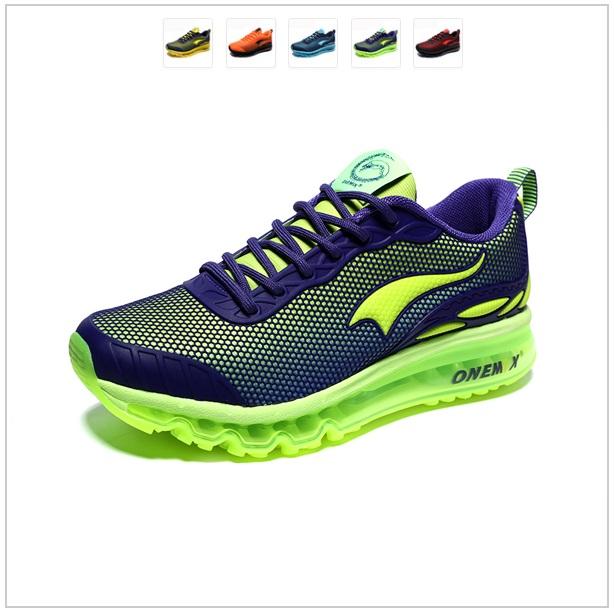 Pánská sportovní obuv / 1-00001d