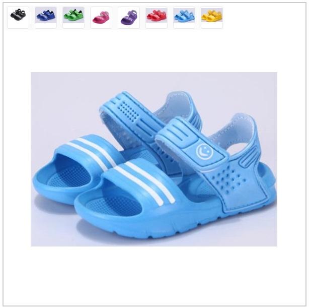 Dětské sandálky / tnk-13-01646g