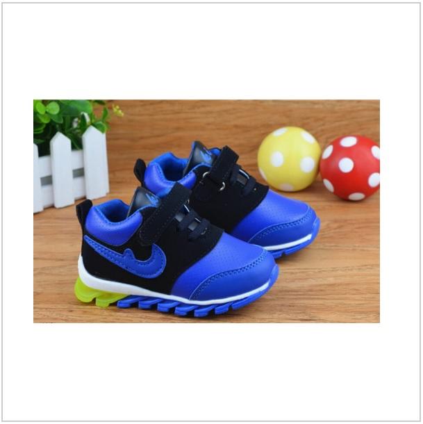 Dětská svítící sportovní obuv / dnk-13-00730a