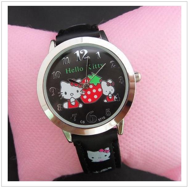 Dětské hodinky - Hello Kitty / tnk-13-01734b