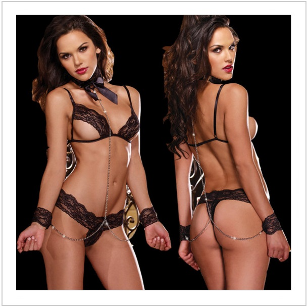 Erotické prádlo s pouty / dnk-13-00781