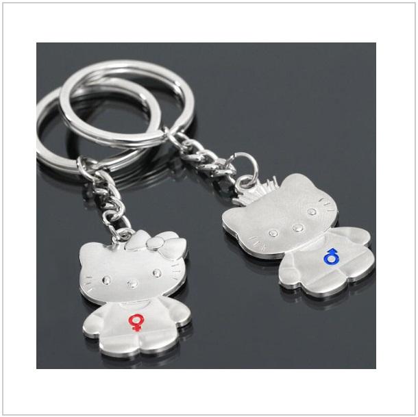 Přívěsek - Hello Kitty (2 ks) / dnk-13-00915