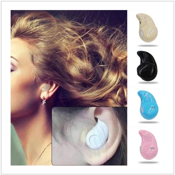 Bezdrátové mini sluchátko Bluetooth / dnk-13-00954