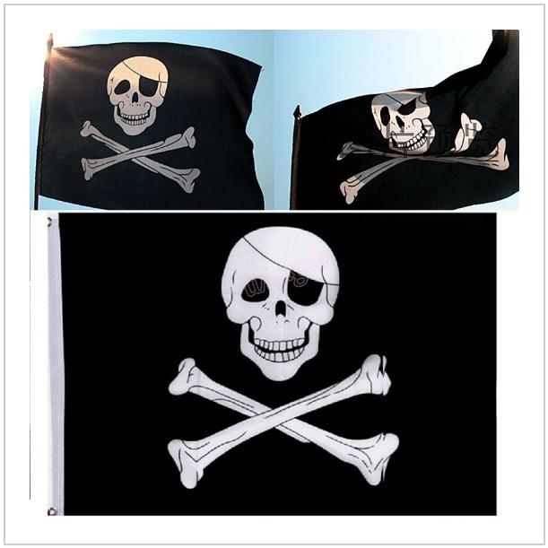 Pirátská vlajka / tnk-13-01998