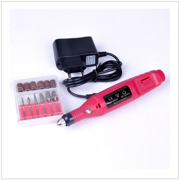 Elektrická manikúra (set) / tnk-13-02026