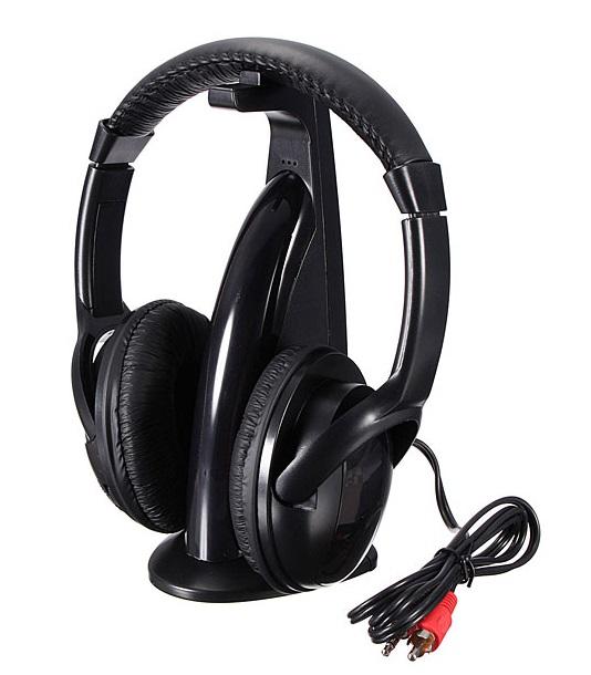 Bezdrátová sluchátka / 3-00011a