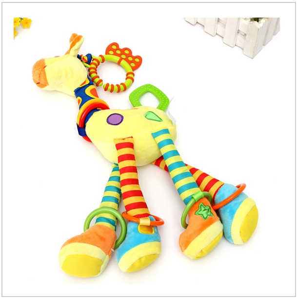 Plyšová hračka - žirafa / dnk-13-01060