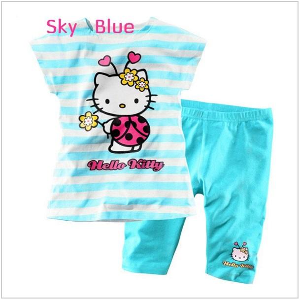 Dětská souprava - Hello Kitty / tnk-13-02115