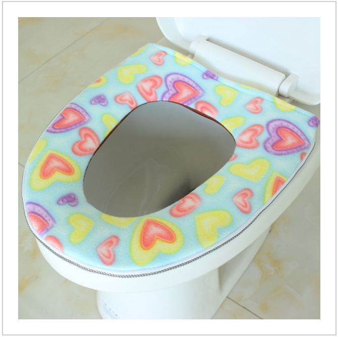 Potah na záchodové prkénko / dnk-13-01140
