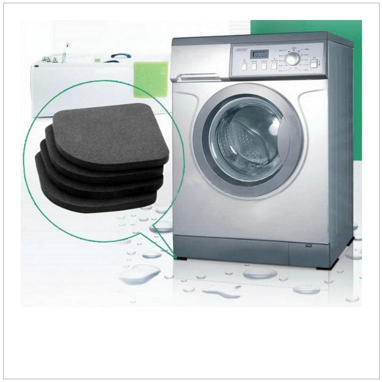 Antivibrační podložky pod pračku (4 ks) / tnk-13-02129