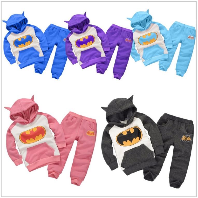 Dětská tepláková souprava - Batman / dnk-13-01227