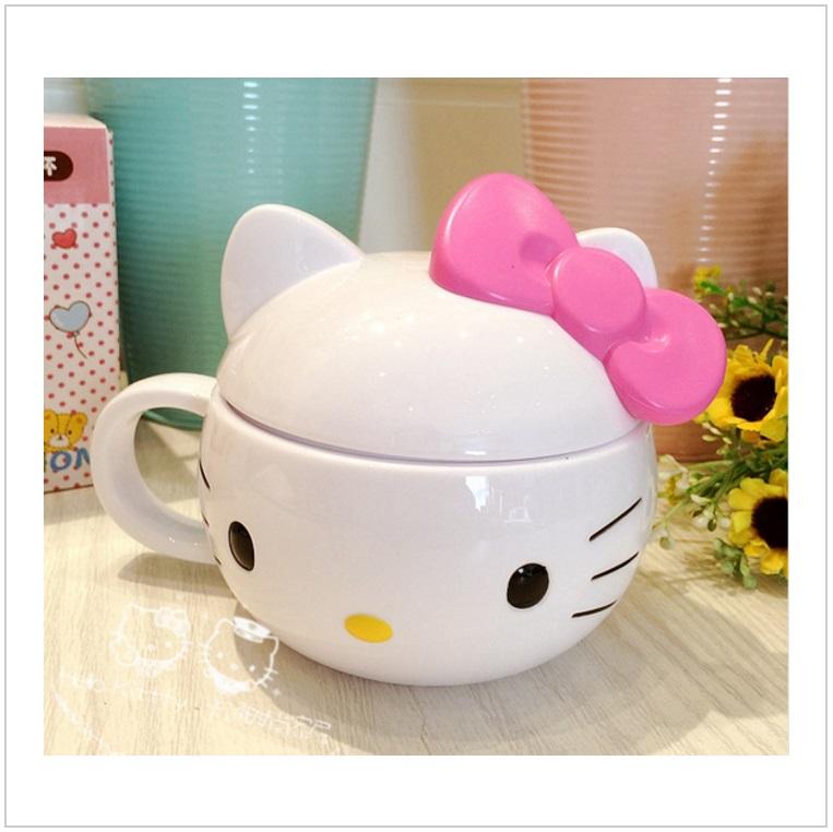 Dětský hrnek - Hello Kitty / dnk-13-01234
