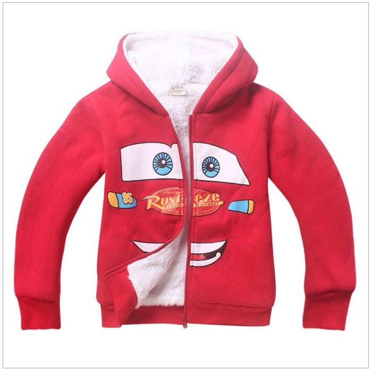 Dětská bunda - Blesk McQueen / tnk-13-02245