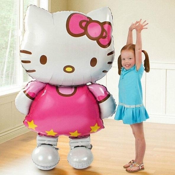 Nafukovací Hello Kitty 80 x 48 cm / 16-00002a