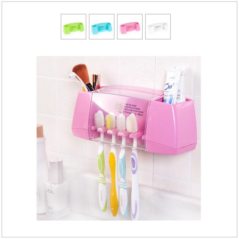 Držák zubního kartáčku, zubní pasty ... / tnk-13-02269