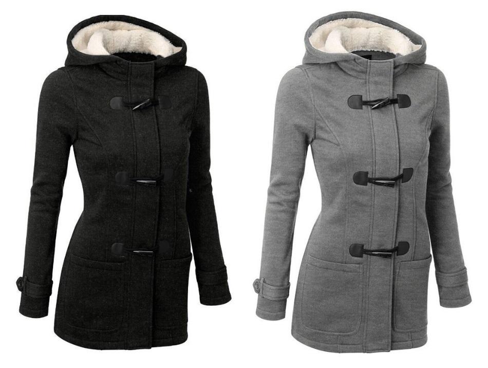 Dámský kabát / dnk-13-01253
