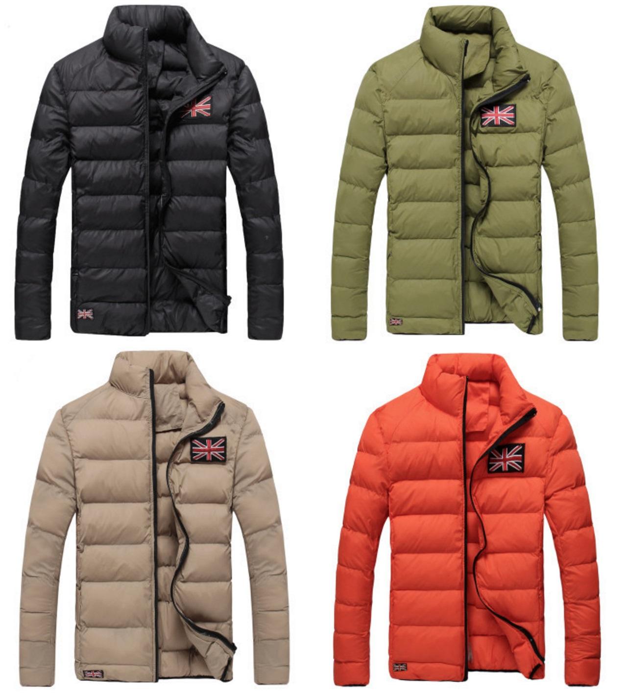 Pánská zimní bunda / dnk-13-01440