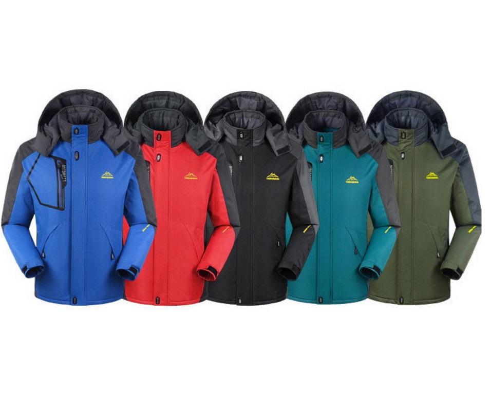 Pánská zimní bunda / dnk-13-01441