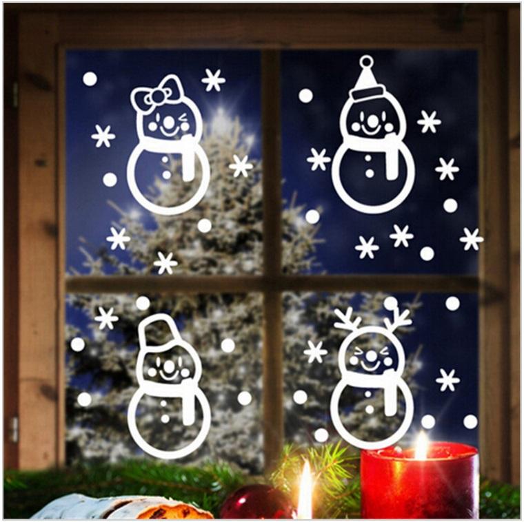 Vánoční dekorace na okno / dnk-13-01510