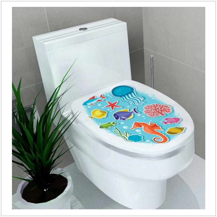 Samolepka na záchodové prkénko / dnk-13-01546